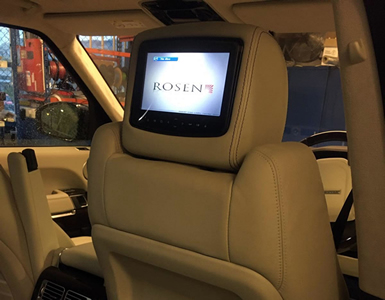 Rosen-head-rest-multimedia-install-in-Range-Rover-as