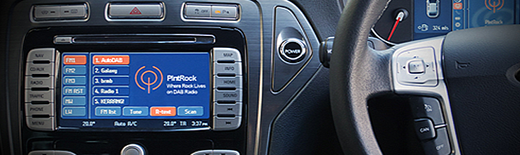 AutoDab Digital radio