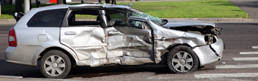 Road safety devices record accidents as they happen