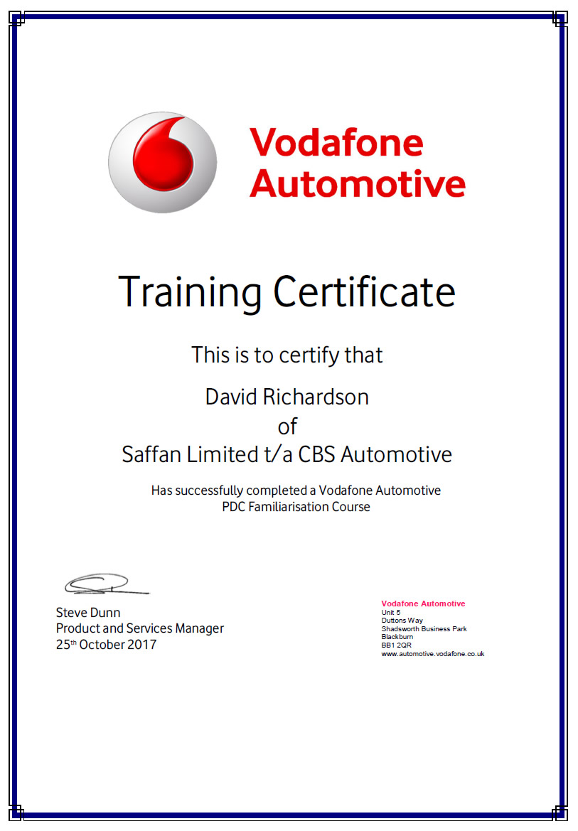 pdc-training-certificate-david-richardson