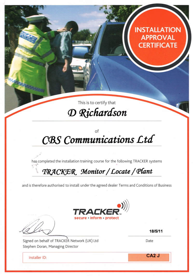 tracker-installation-certificate-d-richardson
